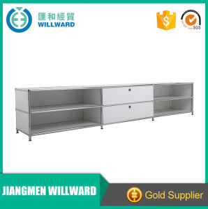 Quality Mobile Iron Office Furniture Modular Lateral Office Steel Filing Cabinet pictures & photos