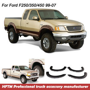 Car Decoration Bushwacker Fender Flare for Ford F250 350 450 99-07 pictures & photos