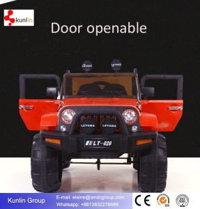 Hot Sale Remote Control Kids Electric Car for Bigger Child pictures & photos