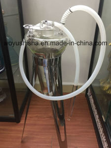1 Set Glass Craft Water Pipe Smoking Pipe Hookah pictures & photos