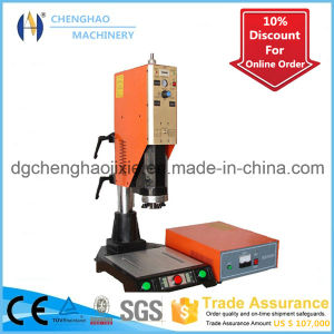 Chenghao CH-S2018 Ultrasonic Plastic Welding Machine for PP Material pictures & photos