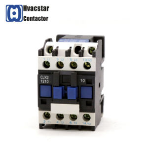 Hot Sale Cjx2-1210 AC Contactor for Electrical Motor pictures & photos