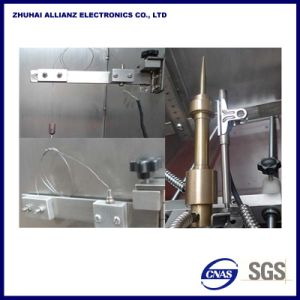 Single Vertical Flame Test Chamber for Insulated Wire pictures & photos