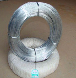 Electric Galvanized Iron Wire China Factory pictures & photos