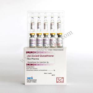 Western Medicine Glutathione Lyophilized Powder Gsh Rex Brand pictures & photos