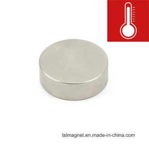 High Performance Sintered Permanent Neodymium Cylinder Magnet pictures & photos