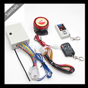 Fixing, Learning Code 315MHz, 433MHz Wireless Two Way Motorcycle Alarm System pictures & photos