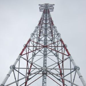 Solid Angle Steel Tower in China pictures & photos