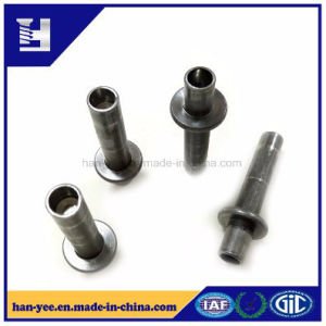 Custom Round Step Hollow Ends Rivet in Steel pictures & photos