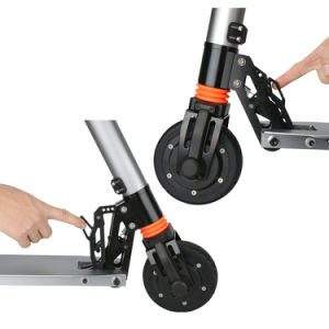 6.5inch Aluminium Alloy Two Wheel Folding Electric Kickboard pictures & photos