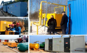 High Power Low Emissions 10kw Natural Gas Generator pictures & photos