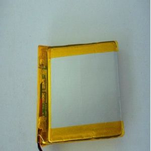 Lithium Battery Lithium Polymer Battery 602535 602535 +500 mAh +3.7 V pictures & photos