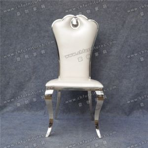 New Design European Style Modern Stainless Steel Dining Room Chair (YC-SS29-01) pictures & photos