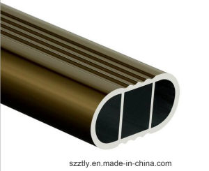 6063 Anodised Aluminum Extrusion Profile pictures & photos