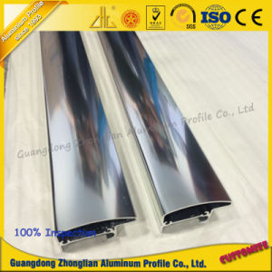 Aluminum in Aluminum Extrusion Profile with Poilshing Surface pictures & photos