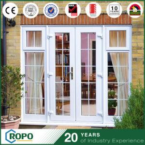 Chinese PVC Casement Front House Exterior Door Design pictures & photos