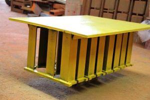 Qt40-1 Manual Cement Concrete Brick/ Block Making Machine pictures & photos