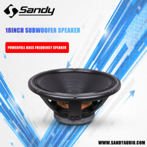18lf401 Audio Speaker Woofer with High Power 1200W pictures & photos