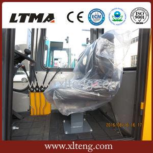 Ltma New 3 Ton Diesel Side Loader Forklift pictures & photos