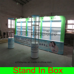 Aluminum Material Special Portable Modular DIY Trade Fair Display Stand for Baby Show pictures & photos