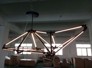 Variety Styles Residential Moden Kitchen Living Hanging Pendant Light (KA8858) pictures & photos