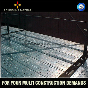 Different Type Durable Steel Plank Scaffolding Walking Board pictures & photos