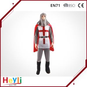 Factory Directly Sale Men Boys Cavalryman Party Cosplay Costume pictures & photos