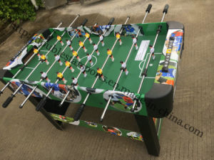Hot Sell Soccer Game Table Zlb-S01 pictures & photos