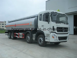 340PS 8X4 30-40m3; Powder Tanker Truck with Tubeless Tire pictures & photos