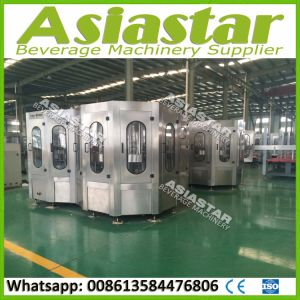 80-80-20 Fully Automatic Rotary Water Filling Machine Price pictures & photos