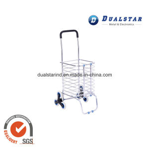 Climbing Metal Folding Shopping Cart
