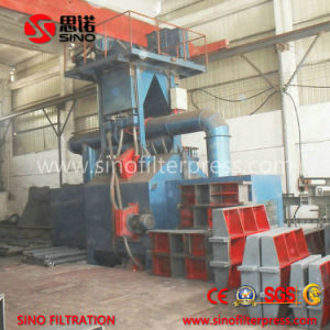 China Best Quality Chamber Filter Press Machine for Wastewater Treatment pictures & photos
