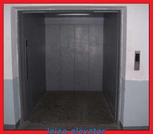Cheap Manual Open Sliding Door Dumbwaiter Goods Lift pictures & photos