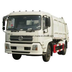 Medium Compression Garbage Truck pictures & photos