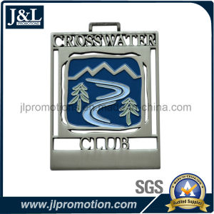 Die Casting Zinc Alloy Golf Bag Tag Free Artwork pictures & photos