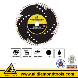 Diamond Mg Saw Blade for Stone Material pictures & photos