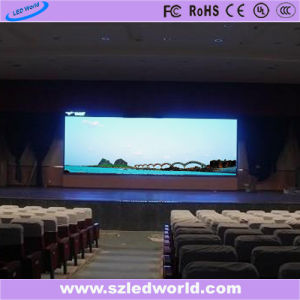 P4.81 Indoor Full Color Rental LED Video Wall for Advertising pictures & photos