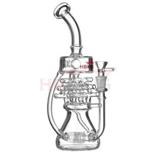 high Quality Roor Glass Water Smoking Pipe pictures & photos