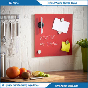 4mm 6mm Frosted Glass Dry-Erase Board