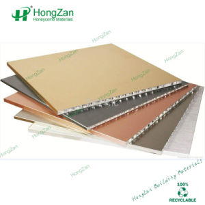 High Strength Building Material Aluminum Honeycomb Panel pictures & photos