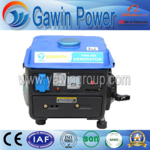 Ce Approved 2kw Electric Start Portable Gasoline Power Generator pictures & photos