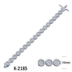 New Model 925 Silver Bracelet Jewelry with Factory Price pictures & photos