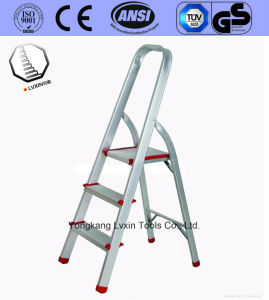Household Aluminum Ladder with Excellent Quality pictures & photos