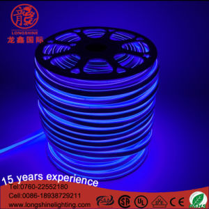 Waterproof 220V LED 8*16mm Neon Light Flexible Strip for Decoration pictures & photos