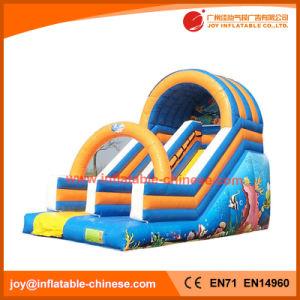Amusement Park PVC Tarpaulin Octopus Slide (T4-502) pictures & photos