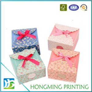 Custom 350 GSM Paper Box Packaging for Candy pictures & photos