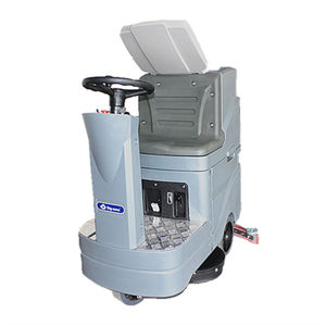 Dycon Professional Automatic Floor Cleaning Machine with 100 L Recovery Tank pictures & photos