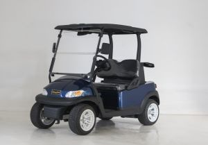 Aluminium Chassis 2 Seater Electric Golf Buggy China Made pictures & photos