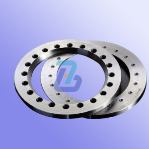 Flange Machining Parts with Lathing and Drilling and Milling pictures & photos