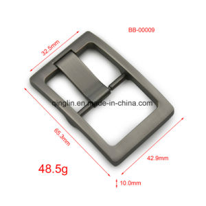 latest Design Metal Buckle for Leather Buckle pictures & photos
